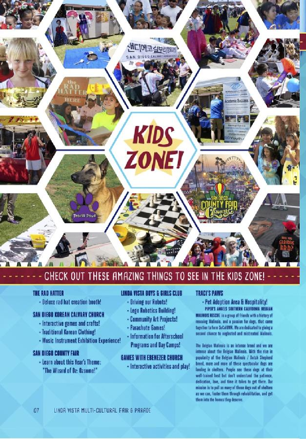 Family-Friendly Kid's Zone Activities